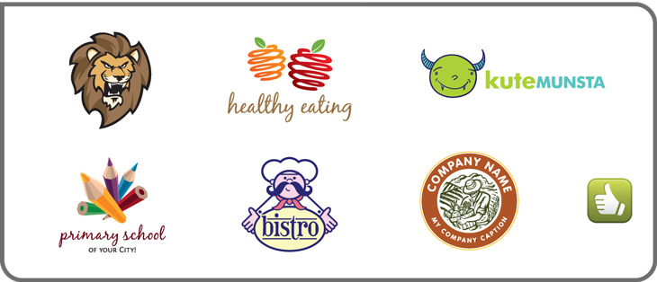 здоровое питание логотип